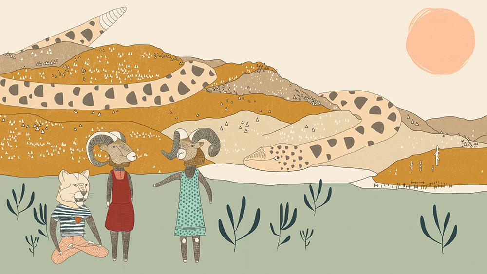 Q&A With Cumberland-Based Illustrator Alex Maertz