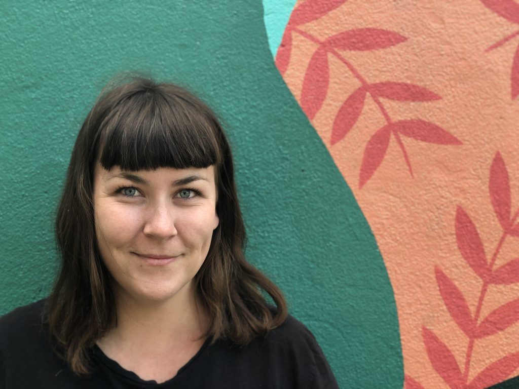 Get to Know Illustrator and Muralist Caitlin McDonagh